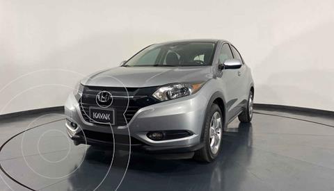 Honda HR-V Epic Aut usado (2018) color Plata precio $322,999