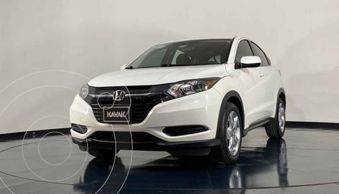Honda HR-V Uniq Aut usado (2016) color Blanco precio $273,999