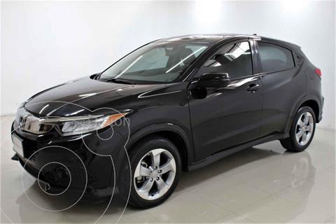 Honda HR-V Touring Aut usado (2019) color Negro precio $385,000
