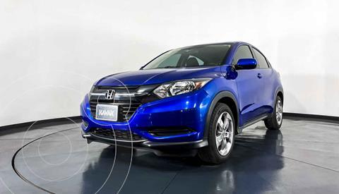 Honda HR-V Uniq usado (2018) color Azul precio $282,999