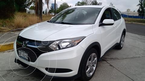 Honda HR-V Uniq usado (2018) color Blanco precio $253,000