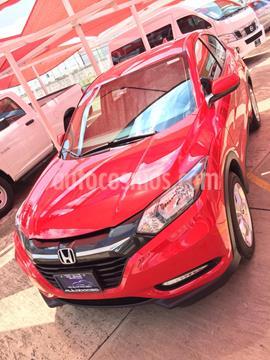 Honda HR-V Epic Aut usado (2016) color Rojo Milano precio $355,000