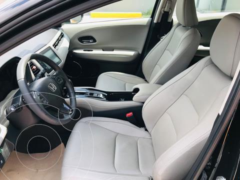 Honda HR-V Touring Aut usado (2020) color Negro precio $409,000