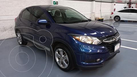 Honda HR-V Epic Aut usado (2017) color Azul precio $293,000