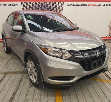 Honda HR-V Uniq Aut usado (2018) color Plata financiado en mensualidades(enganche $142,500 mensualidades desde $3,497)