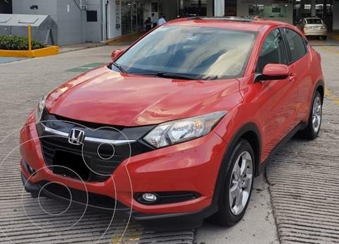 Honda HR-V Epic Aut usado (2017) color Rojo Milano precio $280,000