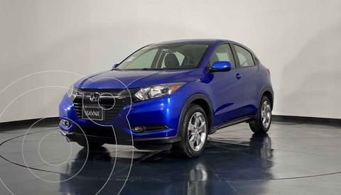 Honda HR-V Epic Aut usado (2018) color Azul precio $339,999
