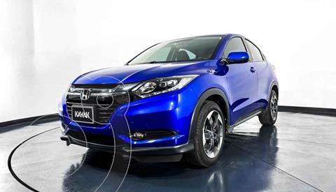 Honda HR-V Touring Aut usado (2018) color Azul precio $329,999