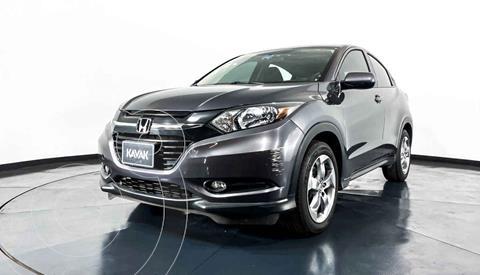 Honda HR-V Epic Aut usado (2017) color Gris precio $292,999