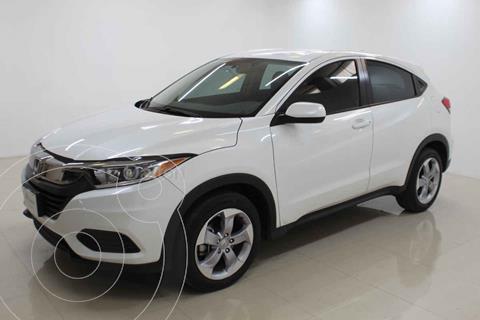 Honda HR-V Uniq usado (2020) color Blanco precio $315,000