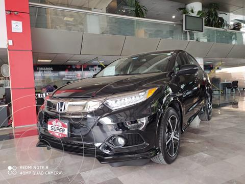 Honda HR-V Touring Aut usado (2019) color Negro precio $379,000