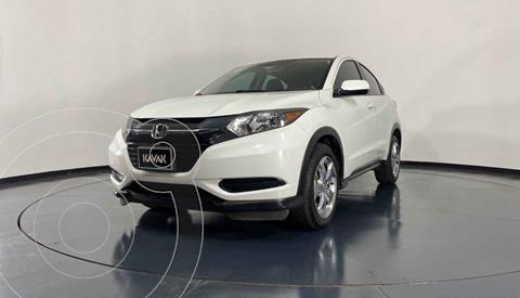 Honda HR-V Uniq usado (2018) color Blanco precio $272,999