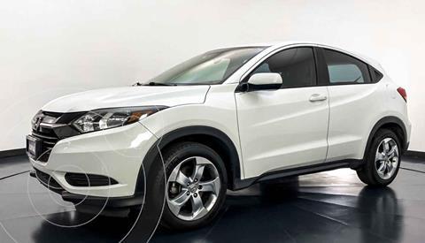Honda HR-V Uniq usado (2016) color Blanco precio $244,999