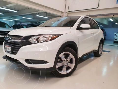 Honda HR-V Uniq Aut usado (2017) color Blanco precio $279,100
