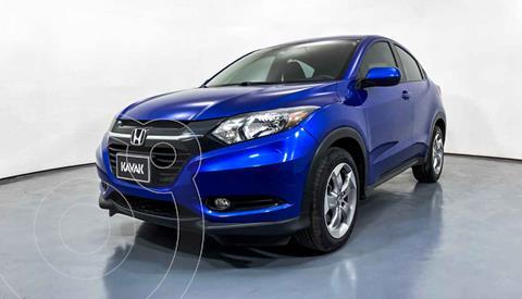 foto Honda HR-V Epic Aut usado (2018) color Azul precio $322,999