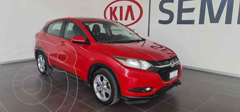 Honda HR-V Epic Aut usado (2016) color Rojo precio $260,000