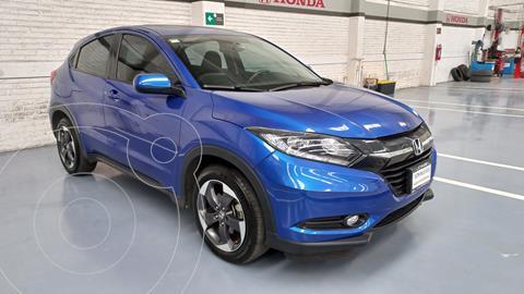 Honda HR-V Touring Aut usado (2018) color Azul precio $377,000