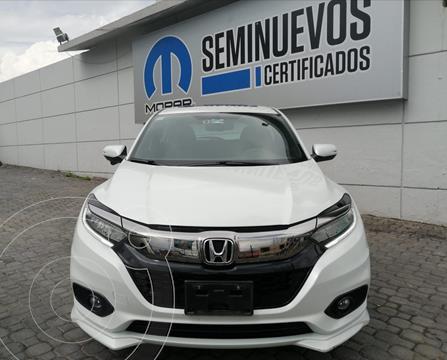 Honda HR-V Touring Aut usado (2019) color Blanco precio $360,000