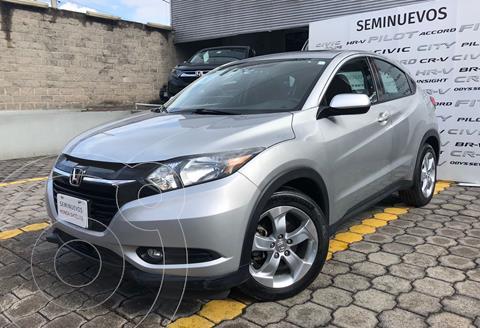 Honda HR-V Epic Aut usado (2016) color Plata Dorado precio $305,000