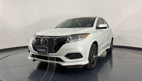 Honda HR-V Touring Aut usado (2019) color Blanco precio $399,999