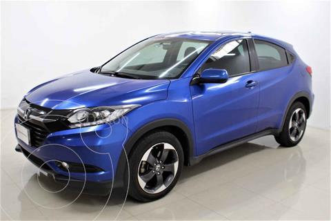 Honda HR-V Touring Aut usado (2018) color Azul precio $325,000