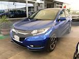 Foto venta Auto usado Honda HR-V Touring Aut (2018) color Azul precio $369,000