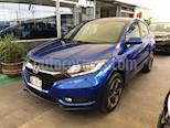 Foto venta Auto usado Honda HR-V Touring Aut (2018) color Azul precio $359,000