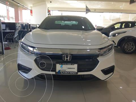 Honda Insight 1.5L usado (2020) color Blanco precio $525,000