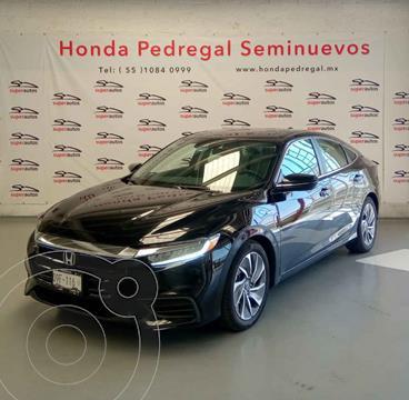 Honda Insight 1.5L usado (2020) color Negro precio $525,000
