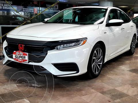 Honda Insight 1.5L usado (2019) color Blanco precio $495,000