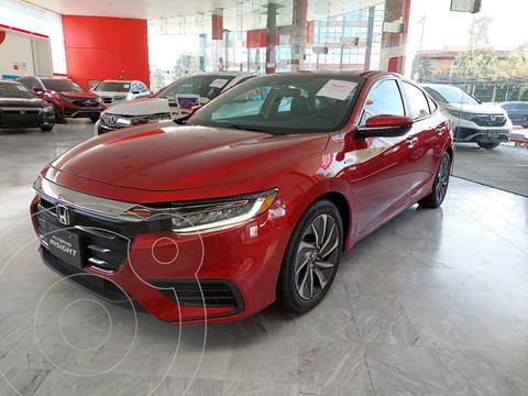 Honda Insight 1.5L usado (2021) color Rojo precio $649,900