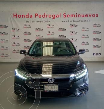Honda Insight 1.5L usado (2019) color Negro precio $439,000