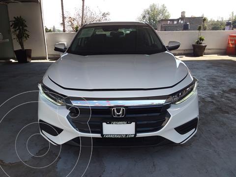 Honda Insight 1.5L usado (2021) color Blanco precio $599,900