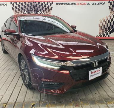 Honda Insight 1.5L usado (2019) color Rojo financiado en mensualidades(enganche $255,000 mensualidades desde $6,178)