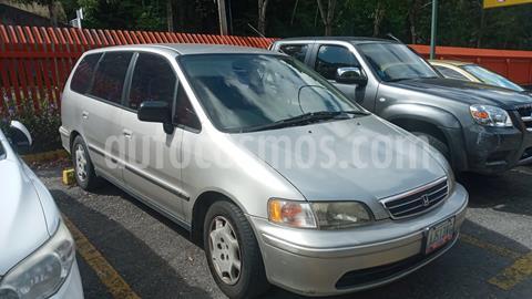 Honda Odissey EX L4 2.2i 16V usado (1998) color Plata precio BoF2.850