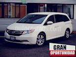 Foto venta Auto usado Honda Odyssey 5p EX V6/3.5 Aut color Blanco precio $395,000
