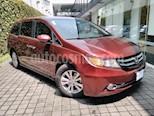 Foto venta Auto usado Honda Odyssey 5p EXL V6/3.5 Aut (2016) color Rojo precio $429,000