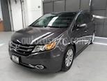 Foto venta Auto usado Honda Odyssey 5p EXL V6/3.5 Aut (2015) color Gris precio $380,000