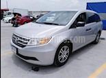 Foto venta Auto usado Honda Odyssey 5p LX V6/3.5 Aut (2011) color Plata precio $229,000