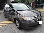 Foto venta Auto usado Honda Odyssey 5p LX V6/3.5 Aut (2013) color Gris precio $249,000
