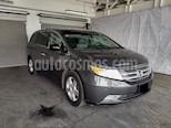 Foto venta Auto usado Honda Odyssey 5p Touring V6/3.5 Aut (2011) color Gris precio $207,000