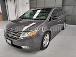 Foto venta Auto usado Honda Odyssey 5p Touring V6/3.5 Aut (2011) color Gris precio $220,000