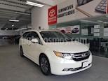 Foto venta Auto usado Honda Odyssey 5p Touring V6/3.5 Aut (2015) color Blanco precio $398,000