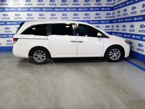 Honda Odyssey EXL 3.5L Aut  usado (2016) color Blanco financiado en cuotas(anticipo $10.000.000 cuotas desde $1.893.000)