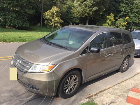 Honda Odyssey EXL 3.5L Aut  usado (2012) color Bronce precio $50.000.000