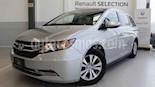 Foto venta Auto usado Honda Odyssey EX (2015) color Plata precio $295,000