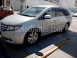 Foto venta Auto usado Honda Odyssey EX (2014) color Plata precio $239,000