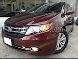 Foto venta Auto usado Honda Odyssey EXL (2016) color Rojo precio $450,000