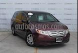 Foto venta Auto usado Honda Odyssey EXL (2012) color Cereza Oscuro precio $265,000