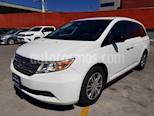 Foto venta Auto usado Honda Odyssey EXL (2013) color Blanco Marfil precio $299,000